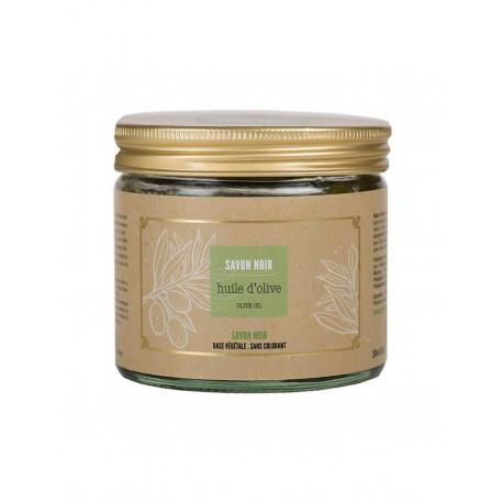 Savon noir corps à l'huile d'olive 250g - Marius Fabre