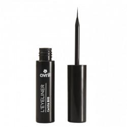 Eyeliner AVRIL Noir Certifié bio