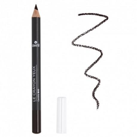 Crayon Noir Charbon Certifié bio