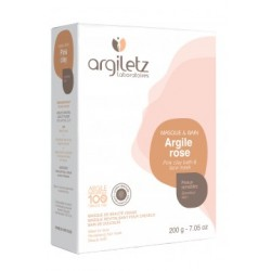 Argile rose Argiltez