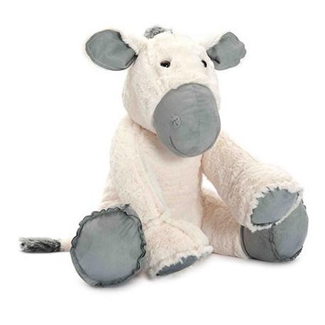 TATANE l'âne blanc 40 cm
