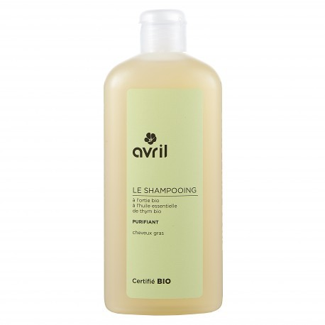 shampooing cheveux sec