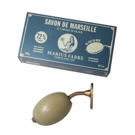 Savon de Marseille à l'huile d'olive 200g