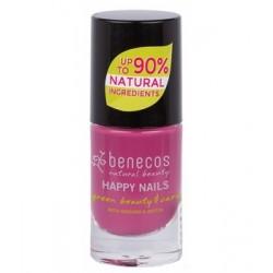 Benecos Vernis à ongles Wild Orchid/ Orchidée Sauvage 5ml