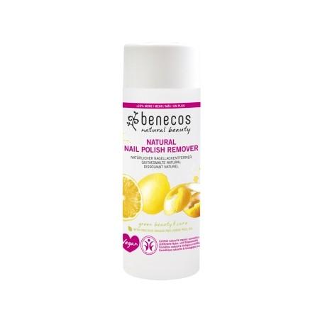 Benecos Dissolvant naturel sans acétone 125ml