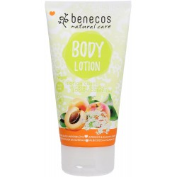 Natural Body Lotion Abricot & fleur de sureau Benecos