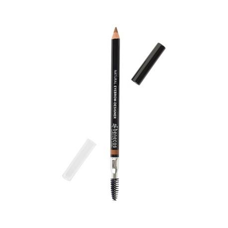 Crayon à Sourcils Châtain (gentle brown) Benecos