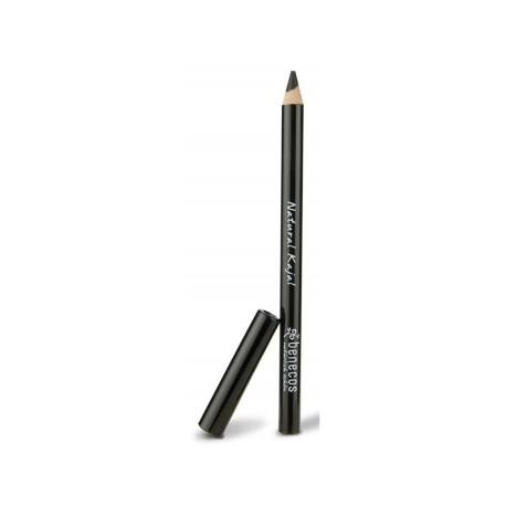 Crayon contour des yeux - Noir - Benecos