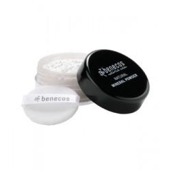 Poudre libre minérale naturelle translucide Benecos 10g