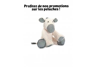 Peluches en pfromotion